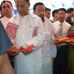Sri Tarun Gogoi, CM, Assam inaugurating the Centre