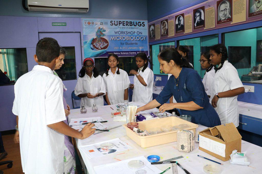NSCM - Workshops on Microbiology (2)